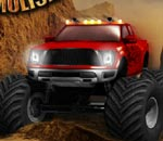 ������ ���� Monster Truck Demolisher.